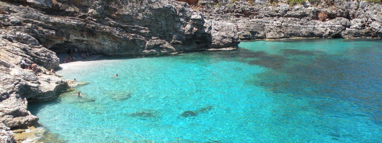Zingaro nature reserve